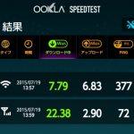 ブチ速い!FREETEL新SIM「高速モード」のレビュー