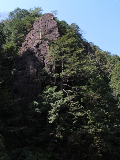 筍岩(たけのこいわ)