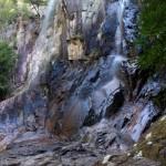 しまなみ海道、大三島の『入日の滝』と『台ダム』