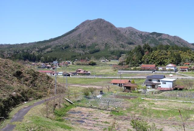 どんぐり村,龍頭山