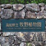 牧野植物園と竹林寺、素晴らしい緑との調和(高知市五台山)