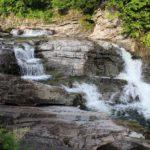『三段滝』国道452号線沿いの滝(北海道芦別市)