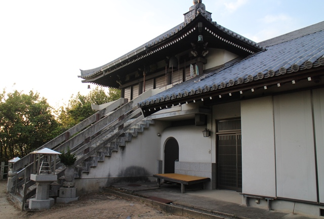 浄土寺奥の院