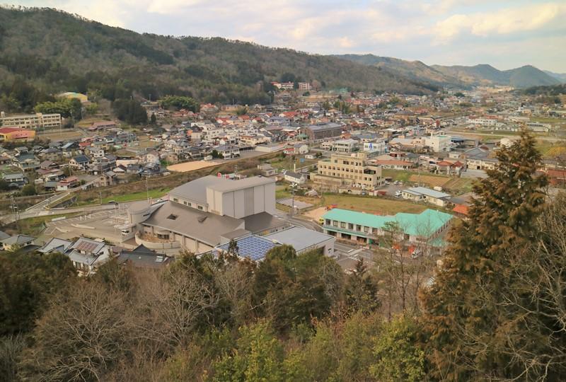 丸山公園 展望台