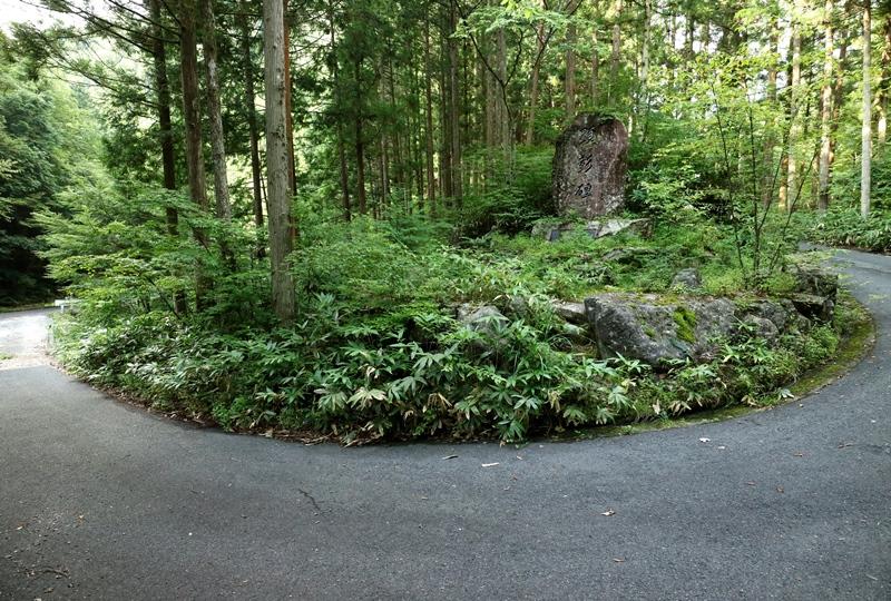 岩井谷の大龍頭、入口