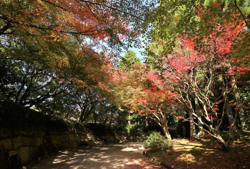 三景園、西門