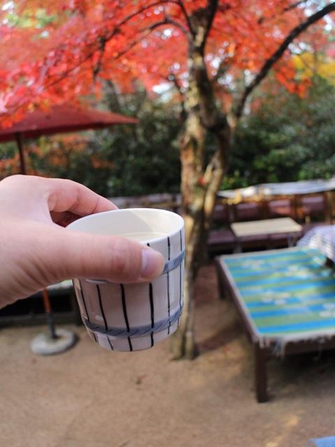 宮島、紅葉谷公園の茶屋