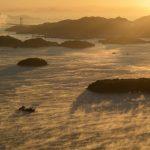 『筆影山』から海霧を望む!瀬戸内海を覆う絶景じゃ~!!(三原市)