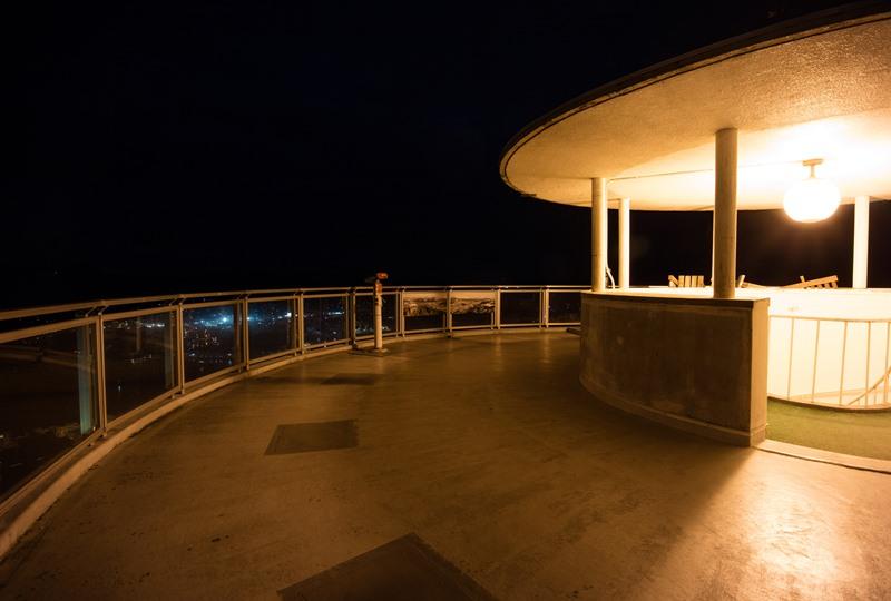千光寺公園、頂上展望台