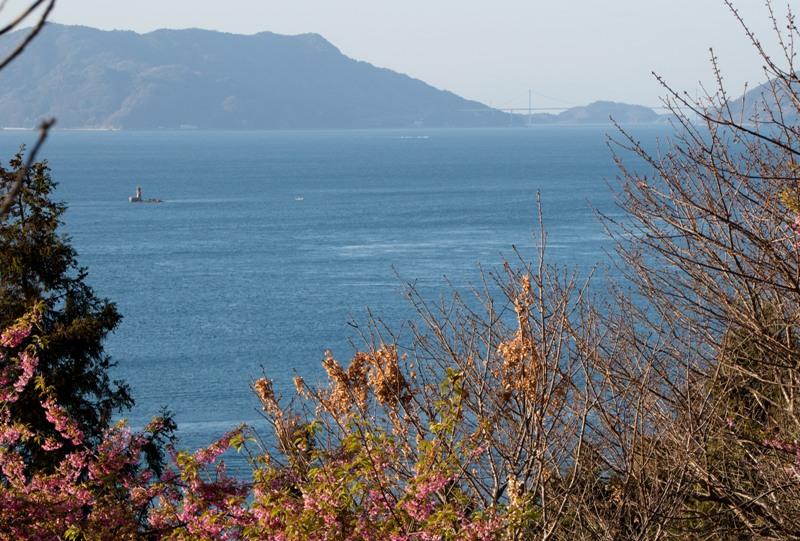 安芸灘とびしま海道の豊島大橋