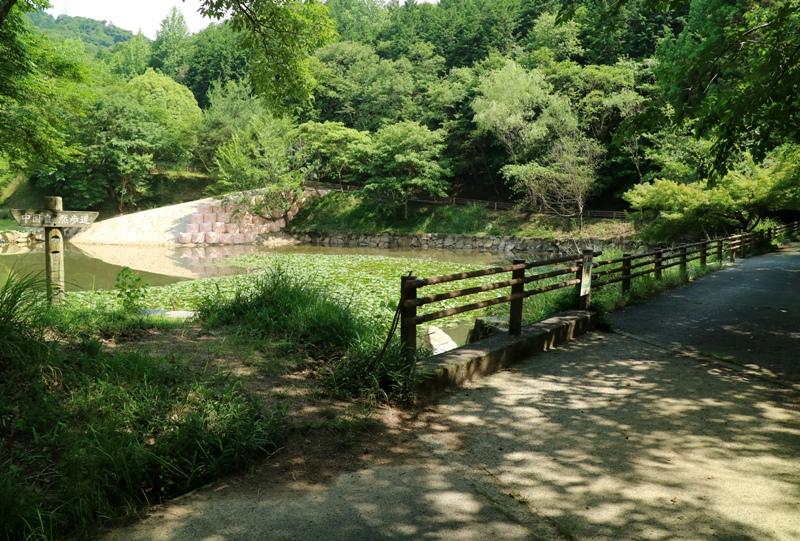 水分峡、石ころび池