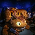 ジブリの大博覧会、実寸大『ねこバス』に乗ってきた!(広島県立美術館)