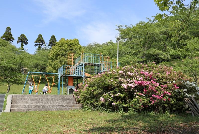 伯方島『開山公園』遊具