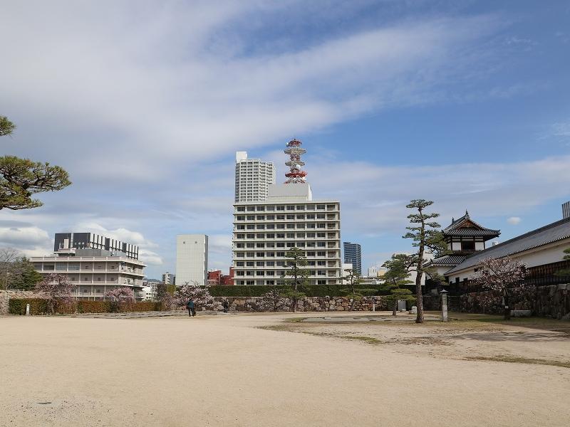広島城「二の丸」