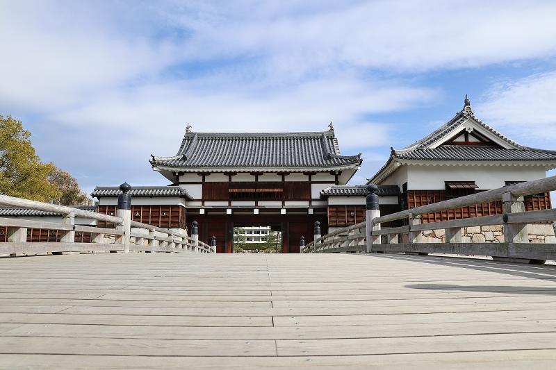 広島城「二の丸」表御門